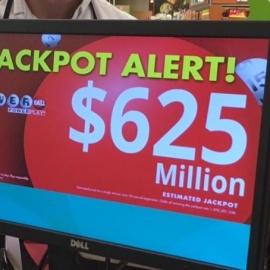 Wow! Powerball rolls over to $750 million; 2 Florida millionaires73