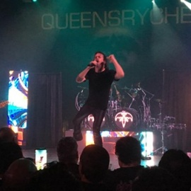 Queensryche's San Antonio Performance Strikes a Balance Between Delivering Classics and Moving Forward122