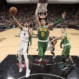 Game Preview: San Antonio Spurs at Boston Celtics124