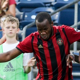 ATL UTD 2 rescues point at Charlotte behind Williams hat trick161