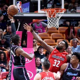 GAMETHREAD: Miami Heat (35-37) @ Washington Wizards (30-43)239