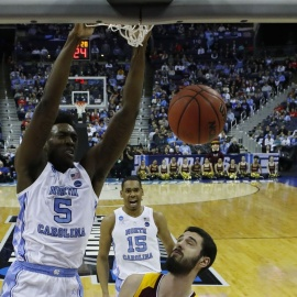 Nassir Little dominated the Gaels to help the Tar Heels advance in the NCAA Tournament282
