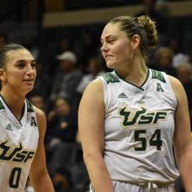 Bulls' season ends in second round of WNIT29