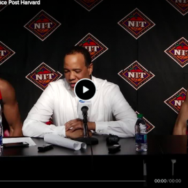 VIDEO: Keatts, Bryce, & Daniels' Press Conference After NC State Beat Harvard 78-77286