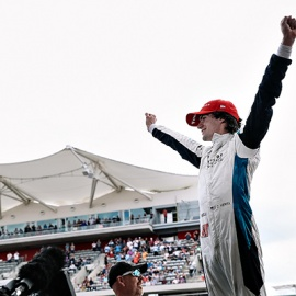 Herta's first IndyCar win signals newcomers are close behind138