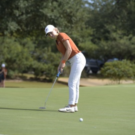 Longhorns falter in final round, finish second at Evans Derby Experience138