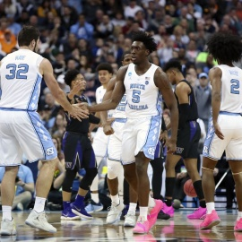 UNC vs. Washington: Player of the Game - Nassir Little282