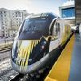 High-speed rail between Tampa and Orlando is back in play9