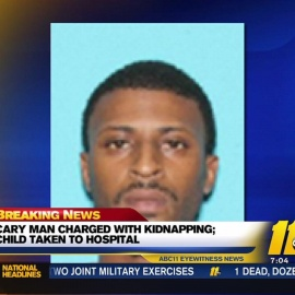 Cary man charged for kidnapping ex-girlfriend's child 34