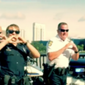 The Orlando Police Department made an 'In My Feelings Challenge' video5