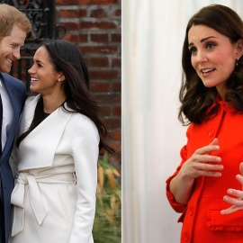Where Prince Harry and Meghan Markle's royal baby falls in the line to the British throne34