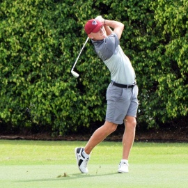 Oct. 16: Florida Tech Takes Fourth at Copperhead Championship74