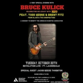 Rock Out with Bruce Kulick from KISS90