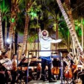 Free weekly live music in Design District48