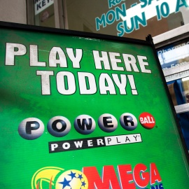Powerball jackpot rolls over to $620 million, third-largest73