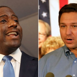 Gillum ready to 'go there' if DeSantis attacks in Florida governor debate88