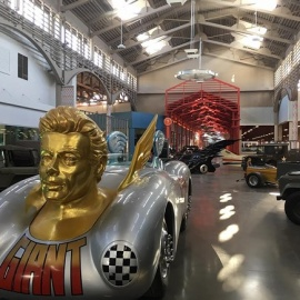 New auto museum at Artegon Marketplace is illegal, draws city fines5