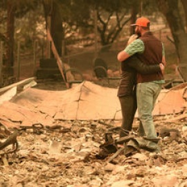 Megafires More Frequent Because Of Climate Change And Forest Management137