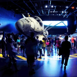 Executive: Kennedy Space Center now top-ranked attraction over Orlando's Disney World73