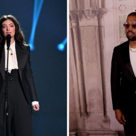 Lorde accuses Kanye West and Kid Cudi of stealing concert set design90