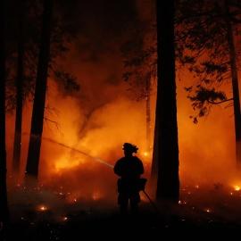 PHOTOS: Deadly Camp Fire burns through Butte County, California34