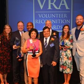 Volunteer Recognition Awards: 321 Millennials, SCCU, David Dugan and Stanley Brizz honored73