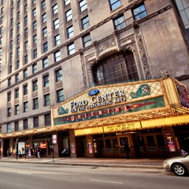 The Loop's historic Oriental Theatre is changing its name172