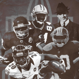 Jack M Silverstein's Pro Football Hall of Fame Class of 2019177