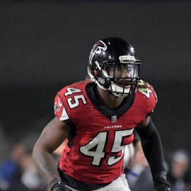 Deion Jones injury: Quinn rules Jones out for Sunday against Cowboys159